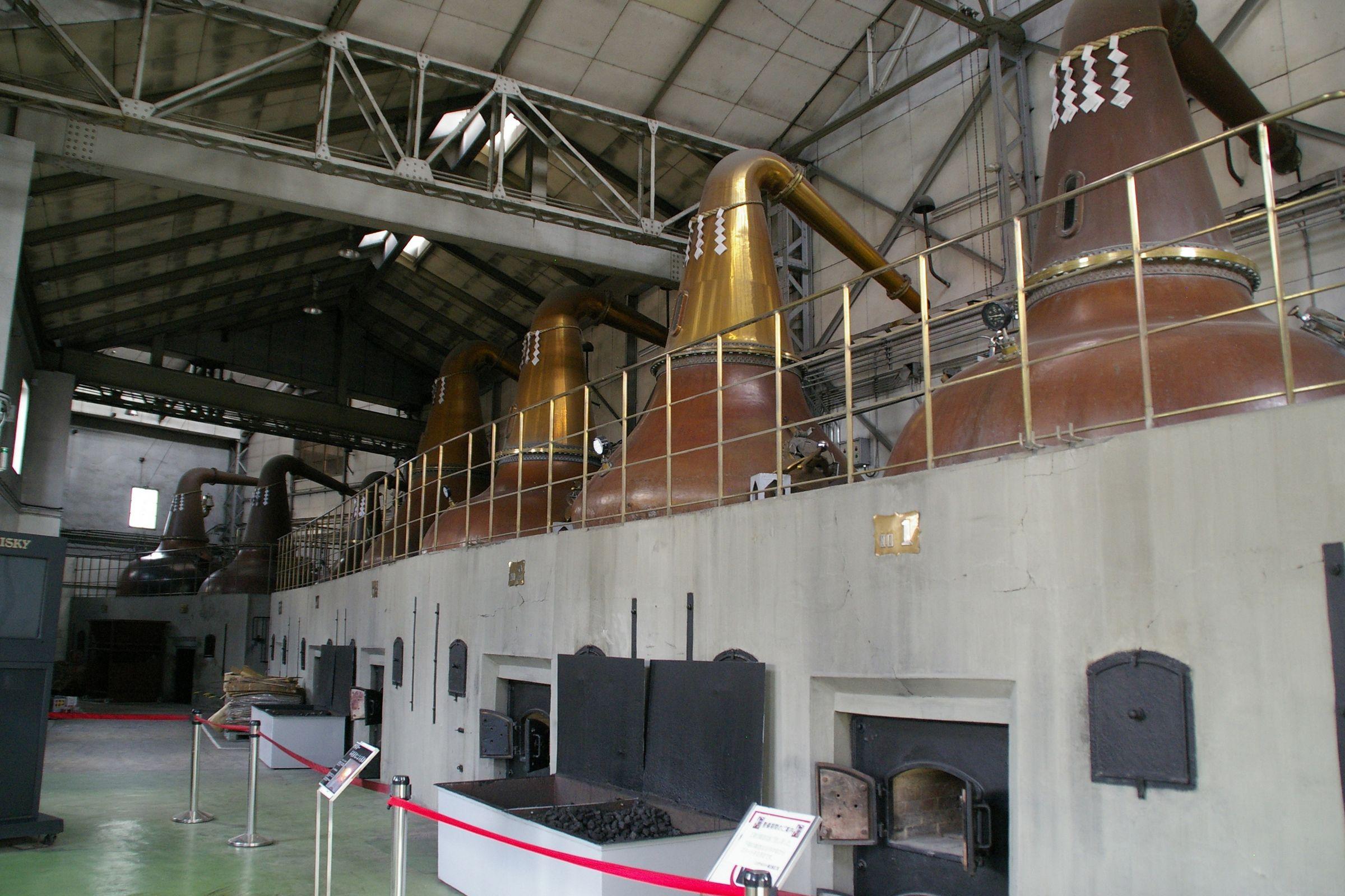 Hokkaido, Yoichi, Nikka Distillery Yoichi